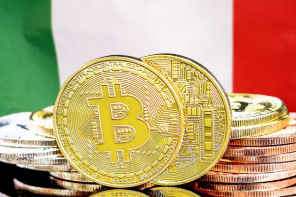 Bitcoin in Italy is the third most popular payment method