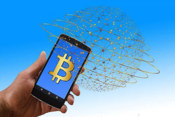 Bitcoin transactions history