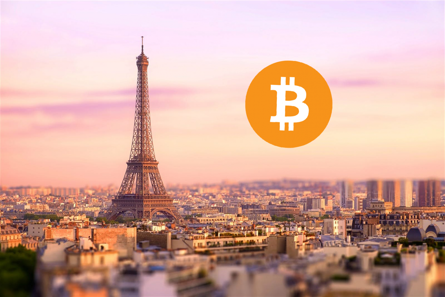 Bitcoin was considered money in France