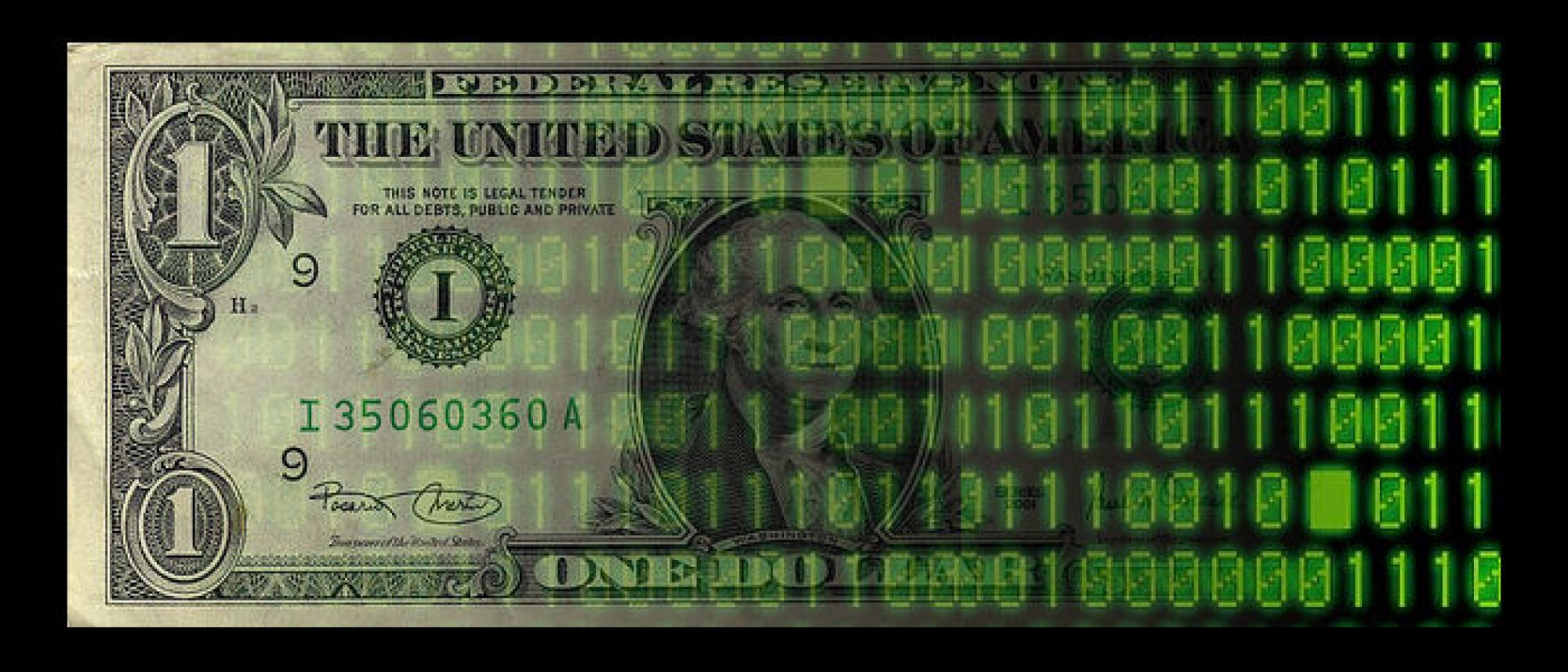 The US Federal Reserve is considering work on a digital dollar